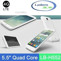 """OEM ODM 4G lte wholesale alibaba hotknot MT6582 Android 4.4KK 1.3GHz 5.5"""" HD java touch games china mobile LB-H552"""