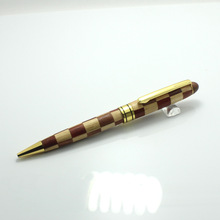 Wood pen,nature color wooden pen, high-end wooden pen