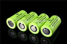 VAPPOWER IMR 18350 high drain battery 3.7V 750mAh 15A MAX.discharge