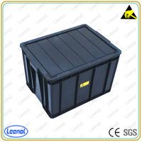 LN-2113 antistatic plastic container