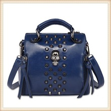 Fashion Stylish Skull Hand Bag for Lady College Student Shoulder Bags