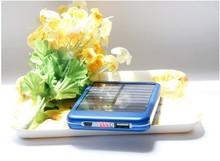 5000mah power bank solar panel for samsung, iphone
