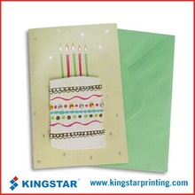 branded eco-friendly greeting card