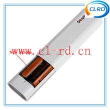 Soshine E4 Dual USB Interface DIY LCD 18650 Mobile Power Bank 2 Slot External Portable Power Source bank for Mobile Phone-White