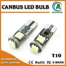 5050 3SMD super bright error free LED T10 194 W5W 168