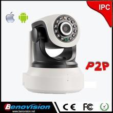 P2P indoor use web camera/wireless ip camera memory card Mini Wifi IP Camera Module