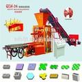 Qtj4-26c china novo produto! Qt4-26 industrial máquina para fazer blocos ocos máquina de betão pré-fabricado casas