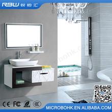High Quality made in china cheap corner bathroom vanity storage