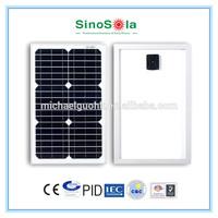 Customized 2W/2.5W/3W/3.5W/4W Small Solar PV Module With High Efficiency Mono/Poly-Crystalline Silicon Cells
