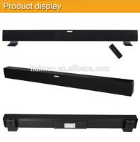 Haiman Unique Metal Slim Digital TV Sound System sound bar with radio