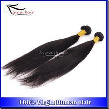 Remy del pelo fabricante puede ser teñido de la virgen Ervamatin loción
