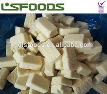 frozen IQF garlic cloves