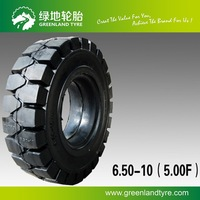 best quality forklift solid tire 6.5-10