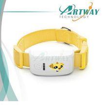 2015 New Factory Mini Waterproof Pet Tracker Collar gps tracker clock