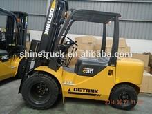Diesel Forklift/Montacarga,most popular forklift model 3 ton