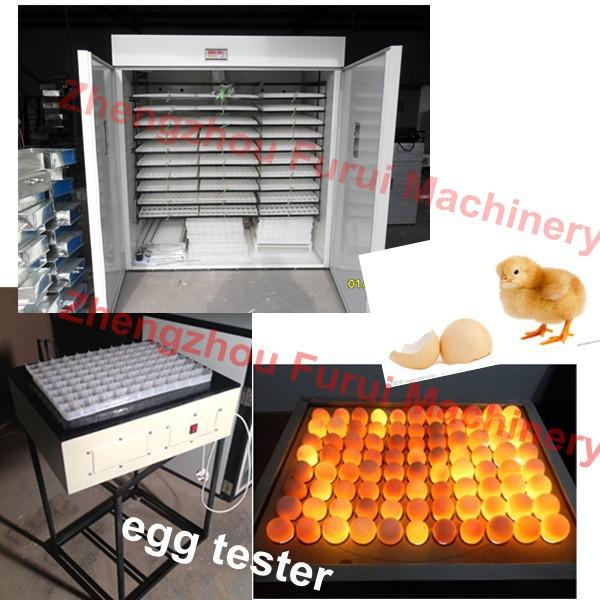 Инкубатор для куриных яиц / коммерческий курица-инкубатор