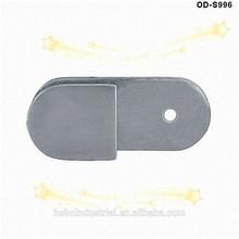 stainless steel glass shelf clips