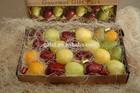 Factory made carton packaging box for fruit/la frutas carton