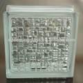materiais de construção de bloco de vidro decorativo