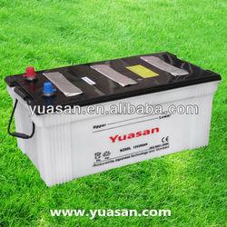 Direct Factory Yuasan Super 12V 200AH Lead Acid Battery for Cars --N200L