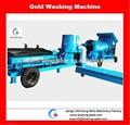 Minério de ouro máquina de lavar ouro planta equipamentos de processamento