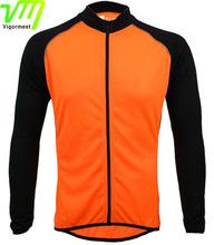 skoda cycling jersey long sleeve unisex wholesale
