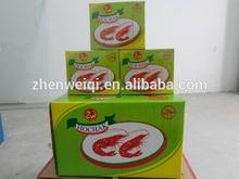 4g 10g fish flavor hochak cooking cube soup tablet