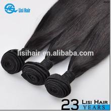 Stock Selling Natural Color Brazilian Virgin Hair 100% Brazilian Human Hair Dropshipping