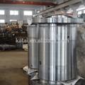 China alta precisão gravidade Cast Mold e parte aço forjado molde / molde