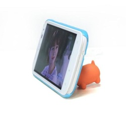 PVC 2014 China Humanlized support import mobile funny cell phone holder for desk