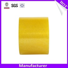 Strong viscosity and low price red packing tape
