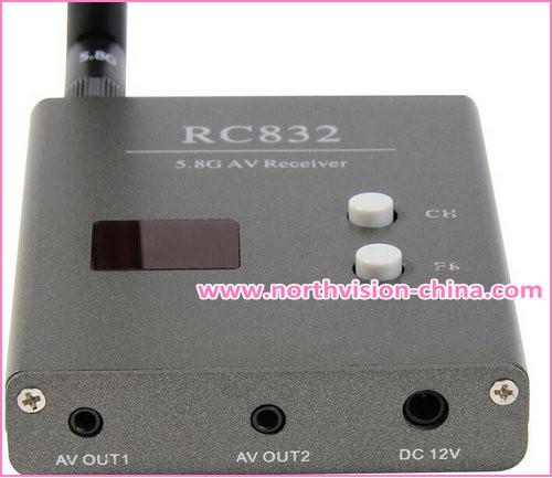 5.8ghz 500mw Transmitter 5.8ghz 500mw Wireless Audio