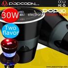 Popcorn e head Fashion premium grade shisha flavors with two falvor