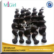 MyGirl Fashion Cheapest 6A Brazilian Hair steamer for black hair