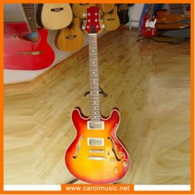 EHG011 Sunburst Colorful Electric Guitar