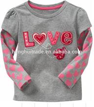 children/summer t-shirt children/2014 fashion printed children clothes