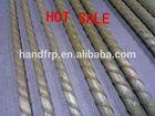 ultrasonic polishing GR2 Titanium round fishing rod blanks wholesale