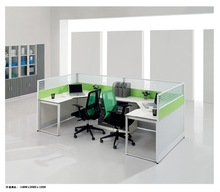 Modern office Workstation, MFC material table,simple design