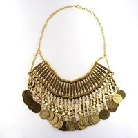 New design hot sell zamac necklace heavy vintage silver zamac jewelry hot zamac