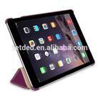 TETDED Premium Leather Case for Apple iPad Air 2 -- Quimper (LC: Purple)