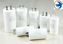 Single-phase AC motor capacitor 400v 40uf for washing machine