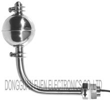 Stainless Steel Side-mounted Water Level Alarm Sensor