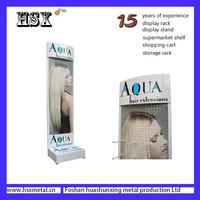 single print accessories display rack/hair bow display rackHSX-FS0006
