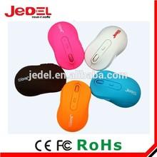 Latest computer accessories unique 2.4g wireless stylish mouse