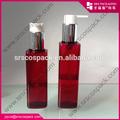 çin 130ml 150ml boş kozmetik pet saç şişe şampuan boş plastik şişeler