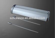 New design Enconomic Aluminum Alloy mini roll up banner good market for Display