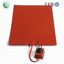 snow melting machine heater,silicone rubber electric heating heater and silicone mat