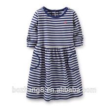 plain baby dress