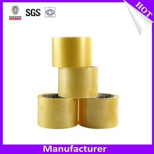 Our factory pressure sensitive acrylic bopp packing tape jumbo roll