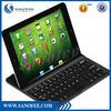 Aluminum wireles bluetooth keyboard Case for iPad Mini